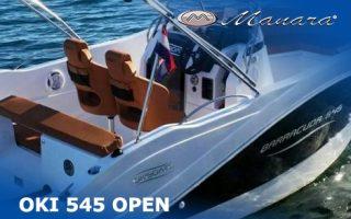 Manara OKI 545 OPEN