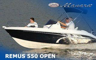 Manara REMUS 550 OPEN